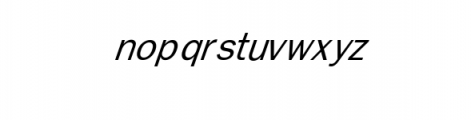 Ar Standard Suite Font LOWERCASE