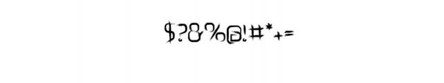 Archet_Brushy_Font.ttf Font OTHER CHARS