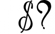 Arellia Script // Luxury Font Font OTHER CHARS
