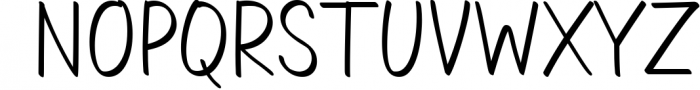 Aromi  Modern Scipt Font UPPERCASE