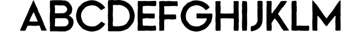 Artisans Script Font UPPERCASE