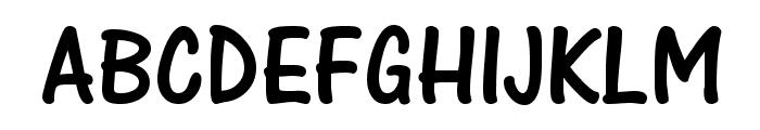AR CENA Font UPPERCASE