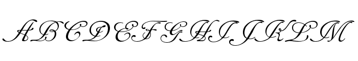 AR DECODE Font UPPERCASE