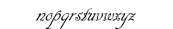AR DECODE Font LOWERCASE