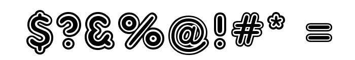AR DELANEY Font OTHER CHARS