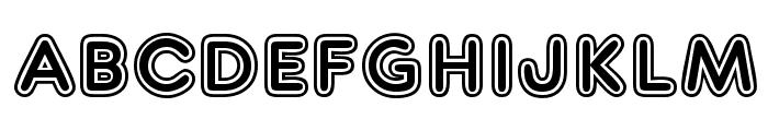AR DELANEY Font LOWERCASE