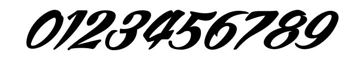 ARB245 Spencerian Script JUN-52 Normal Font OTHER CHARS