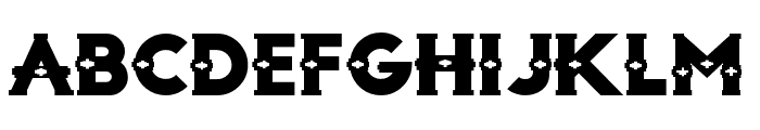 ARTESANIA Display Bold Font UPPERCASE