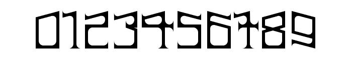 ArDeck Regular Font OTHER CHARS