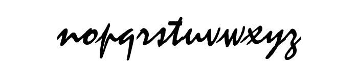 ArTarumianAnpuit Font LOWERCASE