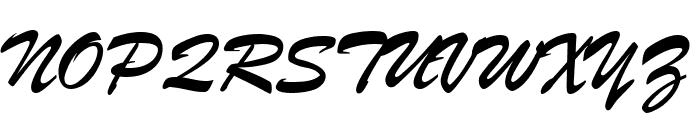 ArTarumianGovazd  Italic Font UPPERCASE