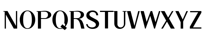 ArTarumianGrqiNor  Italic Font UPPERCASE