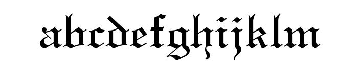 ArTarumianHamagumar Font LOWERCASE