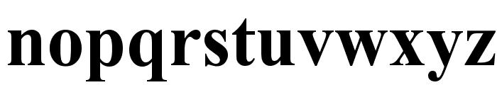 ArTarumianMatenagir  Bold Font LOWERCASE