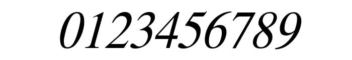 ArTarumianMatenagir  Italic Font OTHER CHARS