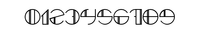 Aracme Waround Light Font OTHER CHARS