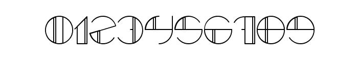 Aracme Waround Font OTHER CHARS