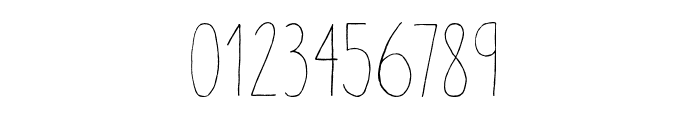 AracneCondensedLight Font OTHER CHARS