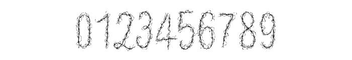 Aramayka Font OTHER CHARS