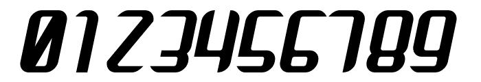 Arbeka  Bold Italic Font OTHER CHARS