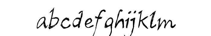 Arbre Regular Font LOWERCASE