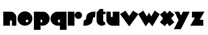 ArbuckleRemix Font LOWERCASE