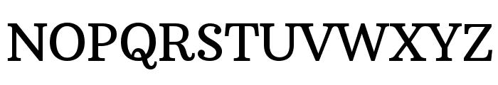 ArbutusSlab Font UPPERCASE