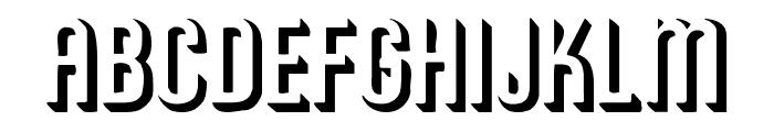 Archer Font UPPERCASE