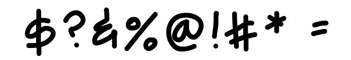 ArchiStud Font OTHER CHARS