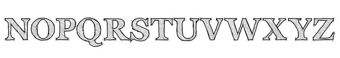 Archistico Bold Font UPPERCASE