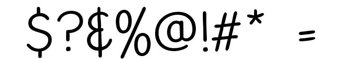 ArchitectsDraftBold Font OTHER CHARS