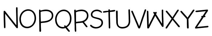 ArchitectsDraftBold Font UPPERCASE