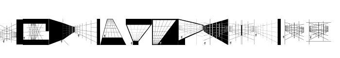 ArchitectsDreamsDwa Font UPPERCASE