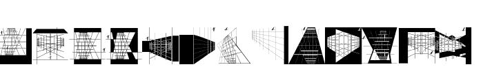 ArchitectsDreamsDwa Font LOWERCASE