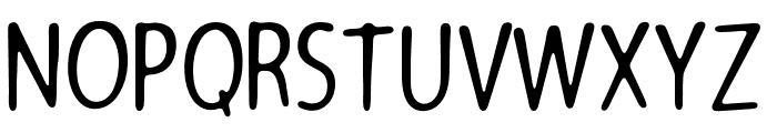 ArchitectsPen Font UPPERCASE