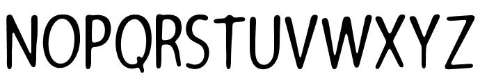 ArchitectsPen Font LOWERCASE