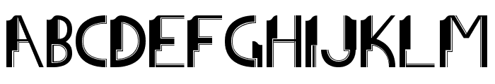 ArchitypeRegular Font LOWERCASE