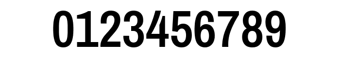 Archivo Narrow SemiBold Font OTHER CHARS