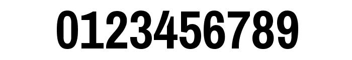 ArchivoNarrow-Bold Font OTHER CHARS
