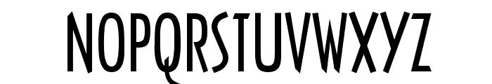 Arcitectura Font UPPERCASE