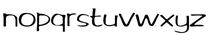Arctic2 2:001.000 Font LOWERCASE