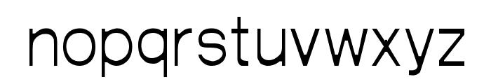 Arctik 1.5 Font LOWERCASE