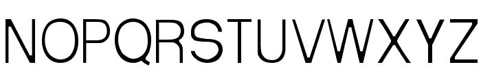 Arctik 1 Font UPPERCASE