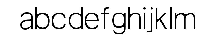 Arctik 1 Font LOWERCASE