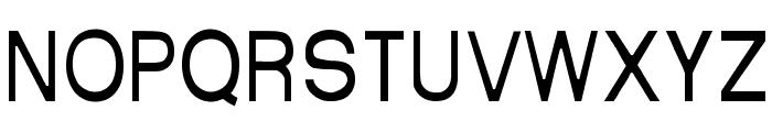 Arctik 2.5 Font UPPERCASE