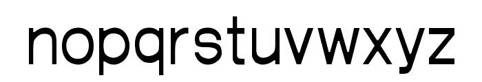 Arctik 2.5 Font LOWERCASE