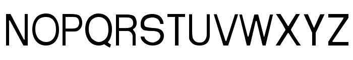 Arctik 2 Font UPPERCASE
