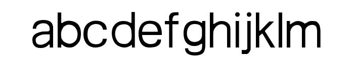 Arctik 2 Font LOWERCASE