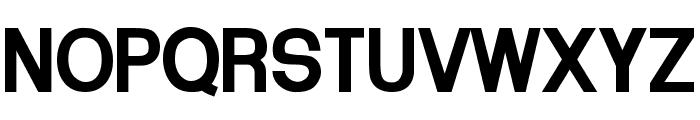Arctik 4.5 Font UPPERCASE