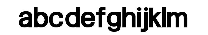 Arctik 4.5 Font LOWERCASE